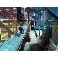 China Lightweight Prefabricated Structural Steel Buildings 95' X 120' ASTM A36 For Commercial on sale