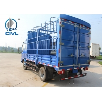 Quality Safety Howo Cargo Truck Light Duty Commercial Trucks Strong Operation System for sale