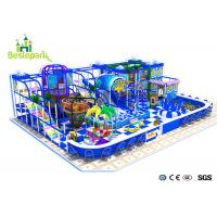 Buy cheap The Middle Size Commercial Ocean Theme Indoor Playground Ocean Elements from wholesalers