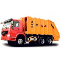 Quality China CIVL Heavy Duty Truck Compact Garbage Truck Heavy Cargo Truck, Rubbish Truck, Garbage Truck,25/30m3 for sale