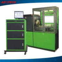 Buy cheap 415V 50 / 60HZ Common rail System and Diesel Fuel Pump Test Bench automatic 22K from wholesalers