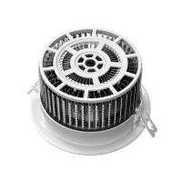 Quality 11w SMD LED Recessed Downlight IP33 Aluminum with CCT 2700k - 6500k 750lm for sale