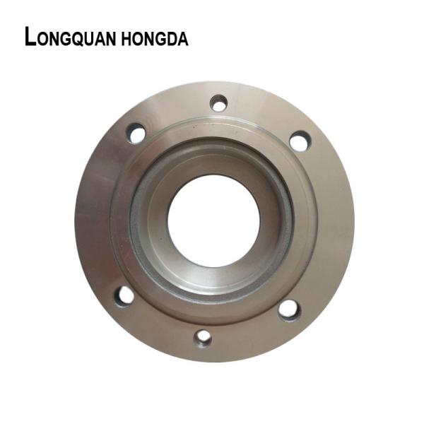 Buy CNC Machining Aluminum Die Casting Size Customized High Precision Machining Parts at wholesale prices