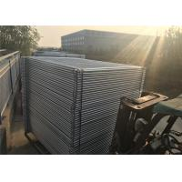 Buy cheap Imported Temporary Fencing panels ,base ,clamp for sale BURKETOWN 2100mm x 2400mm fencing panels meet AS4687-2007 from wholesalers