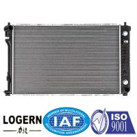 Quality Dpi 2879 GM Aluminum Radiator For Torrent / Equinox'06 61/61*434mm Tank  Size for sale