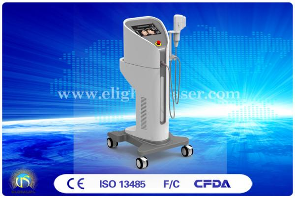 Buy Facial Lifting HIFU Machine 5 Different Spot Size 50*50*100cm For Face Body at wholesale prices