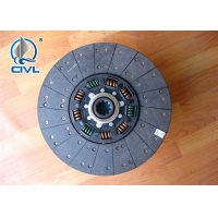 Quality CIVLSinotruk Truck Parts Clutch disc AZ9114160020 with ISO Approvals for sale