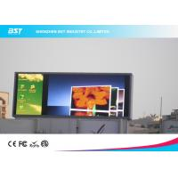 Buy cheap SMD2727 Large Led video wall Display / outdoor led advertising screens power saving from wholesalers