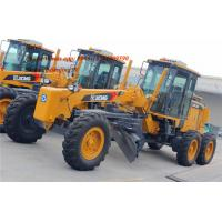 Quality 135hp 25% Gradeability XCMG Mini Motor Grader GR135 Max Tilt Angle 90 Degree for sale