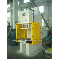 Quality PLC Drive Sheet Hydraulic C Type Hydraulic Press Machines 100T with Large Capacity for sale
