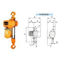 Quality 5T Electric Chain Hoist for sale