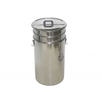 Quality Durable stainless steel Metal Honey Tank With Filter  of Honey Bottling Tank for sale