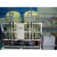 China Different Capacities Water Softener Plant For Industrial Use Simple Installation on sale