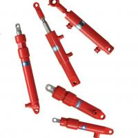 Buy cheap Harvester Agricultural Hydraulic Cylinders Double Acting Combine from wholesalers