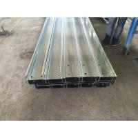 Quality Z / C Section Purlins Channel Steel Galvanized / Polished For Construction for sale