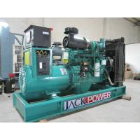 Buy cheap 160KVA Cummins Generator , Air Filter Generator With Open Type,50hz,water cool from wholesalers