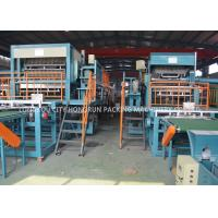 China Gas Or Oil Fuel Type Pulp Tray Machine Big Capacity 4000PCS / H on sale