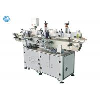 Buy cheap PLC Controlprint Apply Labeling Systems Front And Back Automatic Labeling from wholesalers
