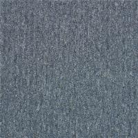 Quality 2.5 Mm Pile Height Commercial Carpet Tiles Tufted Loop Pile Construction for sale