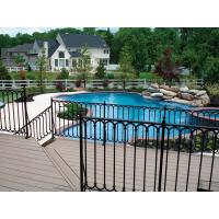 Quality china swimming pool tile DIY wire outside railing deck cheap deck tiles (RMD-D4) for sale
