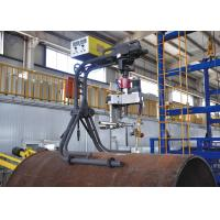 Buy cheap Flame / Plasma Saddle Hole Cutting Machine for Industrial Boiler Drum from wholesalers