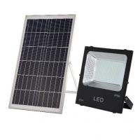 Quality New Design 50w Outdoor Solar Led Flood Light For Billboard Use for sale