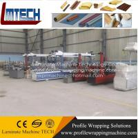 aluminium profile wrapping machine