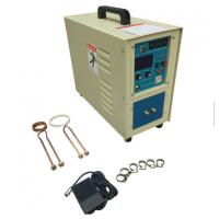 Buy cheap 25KW High frequency Diamond Saw Blade Induction Heater Brazing Machine from wholesalers