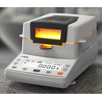 Buy cheap Laboratory Halogen Lamp Moisture Meter / Water Content Monitor For Oil from wholesalers