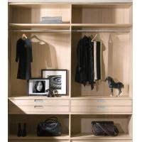 Buy cheap Double Face Cloakroom Walk In Closet Systems Customized Size 18mm MFC Material from wholesalers