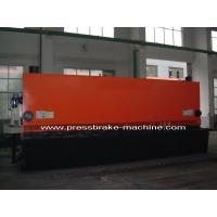Quality Shearing Metal Hydraulic CNC Guillotine Shearing Machine Motorized With NC system for sale