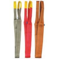 Buy cheap Double ear Anti-Corrosion Flat Surface Polyester Sling for lifting from wholesalers