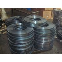 China Prime blue Cold Rolled Steel Strip With High Quality Carbon Structured Steels For Packing on sale