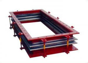 Quality Rectangular Ripple DN100 Exhaust Expansion Joint Compensator Bellow Square ODM for sale