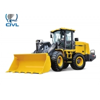 Quality Wheel base 2600mm Compact Wheel Loader 3T Load 2.5m3 Bucket CVLW300FN for sale