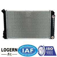 Quality S/T Series Pickup 82-93 GM Aluminum Radiator Water Cooled AT Transmission for sale
