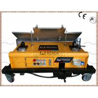 Buy cheap Hydraulic System Automatic Rendering Machine For Thermal Wall Plaster from wholesalers