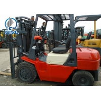 Quality 4 Wheel Drive Tractors 3 Ton 145mm Free Lift Forklift Heli CPCD30 Forklift For Dubai for sale