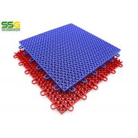 Buy cheap Recyclable Basketball Interlocking Tiles Flooring For Outdoor Sports Court from wholesalers