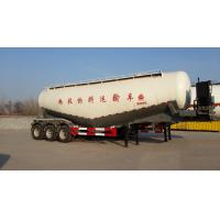 Quality 30-60M3 Bulk Cement Tank Semi Trailer Manufacturer Tongya 3 Axles Bulk for sale