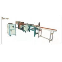 Quality Full Automatic Two Sheets One Time Beeswax Press Machine And Foundation Machine for sale