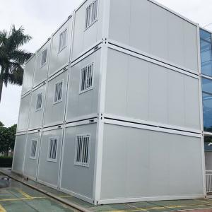 Quality Customized Tiny Prefab Container Homes Prefabricated Container House For Hotels for sale