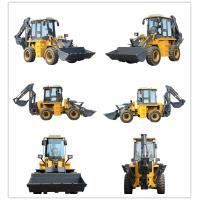 XCMG WZ30-25 2.5Ton Chinese new rc backhoe wheel loader excavator with price for sale China machine