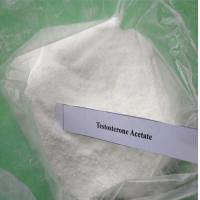 Buy cheap Testosterone Series Testosterone Acetate White Powder With High Purity from wholesalers
