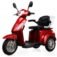 Quality Elderly 3 Wheel Electric Bicycle Middle Speed Electric Motor Tricycle Comfortable for sale