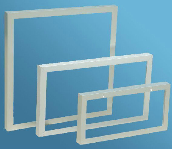 Buy Aluminum Extrusion Frame For Solar Panels , Anodized Extrusion Profiles With Corner Key Joint at wholesale prices