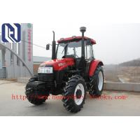 Quality SHMC 4X2 2WD Road Tractor with 22horsepower , Red 4 Wheel Drive Tractor for sale