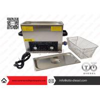 Buy cheap Mechanical Ultrasonic Cleaner Temperature Control TSX-180T for Metal Parts from wholesalers