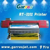 China 3.2m new flex printing machine with high speed canvas printers for sale on sale