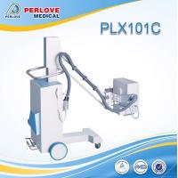 Quality Mobile 100mA high frequency X-ray system PLX101C for sale